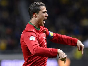 Ronaldo sleeps through World Cup draw