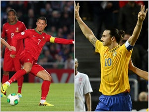 Live Commentary: Sweden (2)2-3(4) Portugal - as it happened