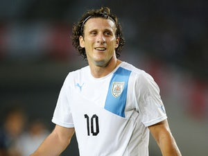 Diego Forlan heading for Japan?