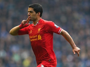 Dalglish: 'Fantastic Suarez a joy to watch'