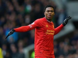 Team News: Sturridge on Liverpool bench