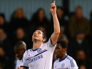 Lampard: 'Good feeling around Chelsea'