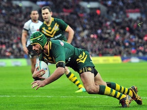Thurston ruled out of Four Nations