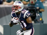 New England Patriots' Justin Green in action against Philadelphia Eagles on August 9, 2013