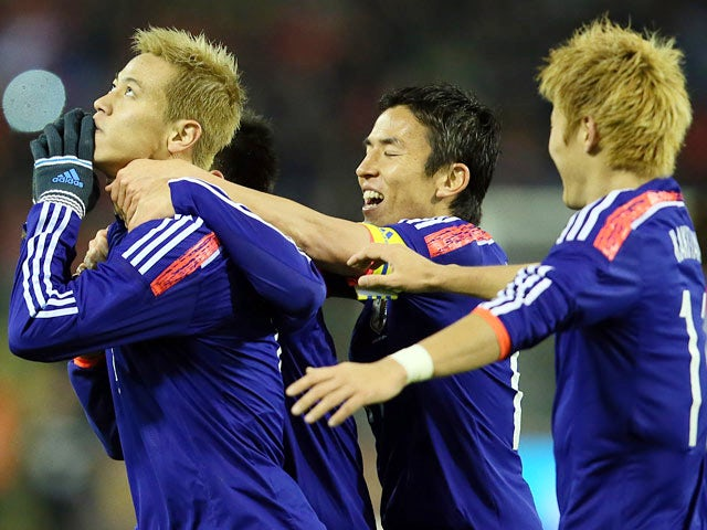 Result: Japan edge past Belgium in Brussels