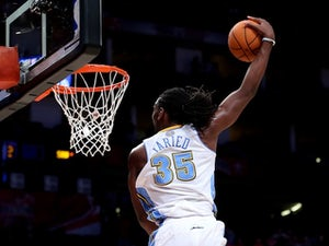 Result: Nuggets beat 76ers