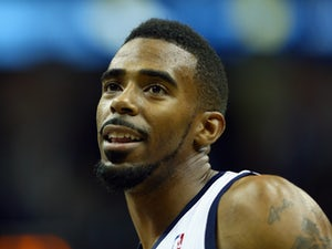 Conley to miss a week with ankle sprain
