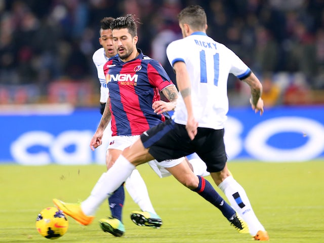 Result: Bologna hold Inter to a draw