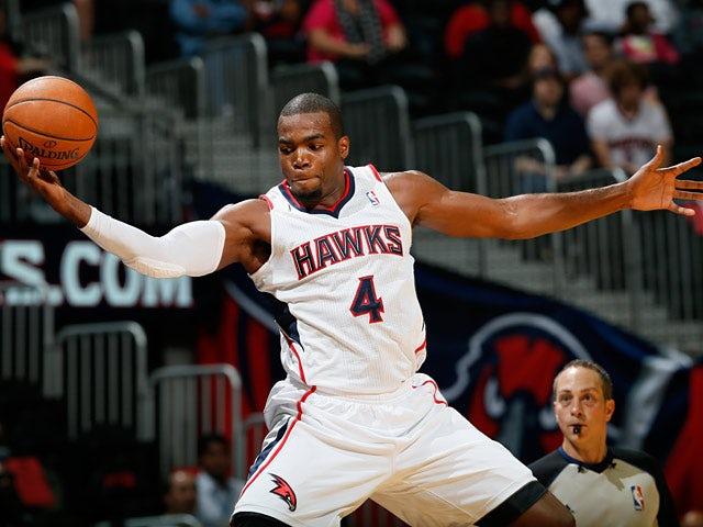 Pistons-Hawks abandoned