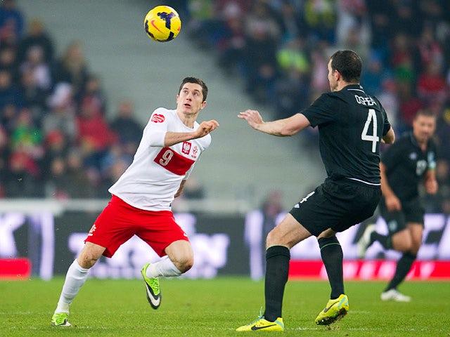 Result: Ireland battle to draw in Poland
