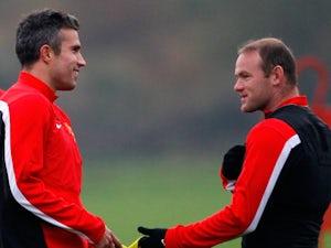 Rooney, Van Persie not ready to return?
