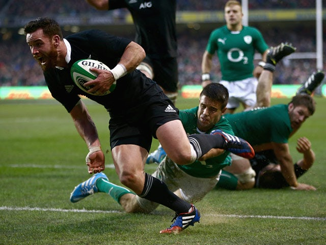 Result: Heartbreak for Ireland against New Zealand