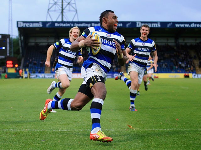 Result: Bath too strong for London Wasps