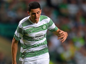 Tomas Rogic gives Celtic lead