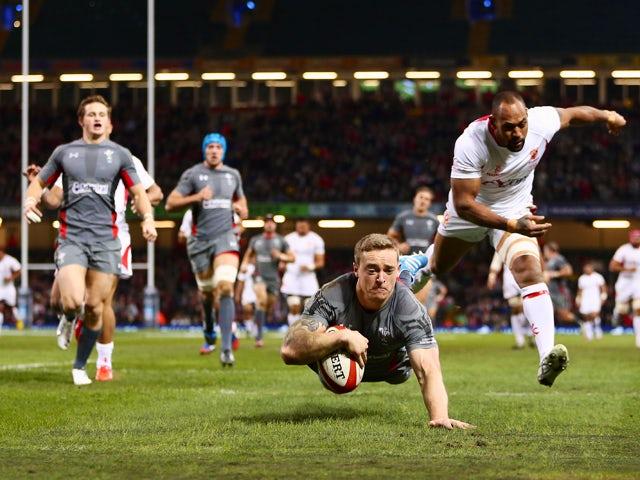 Result: Wales stumble past Tonga