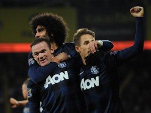Report: United to start Rooney talks