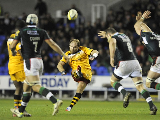 Result: Wasps ease past Grenoble