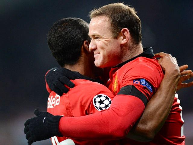 Result: Man United through to last 16