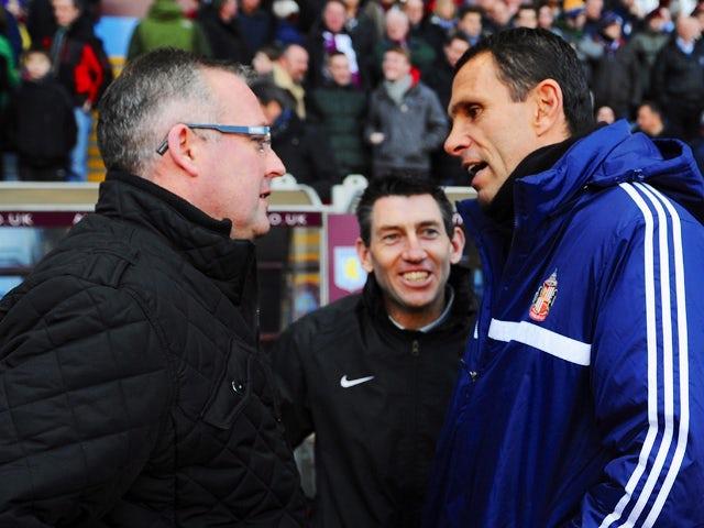 Result: Villa, Sunderland ends goalless