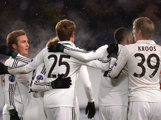 Result: Bayern secure victory over CSKA
