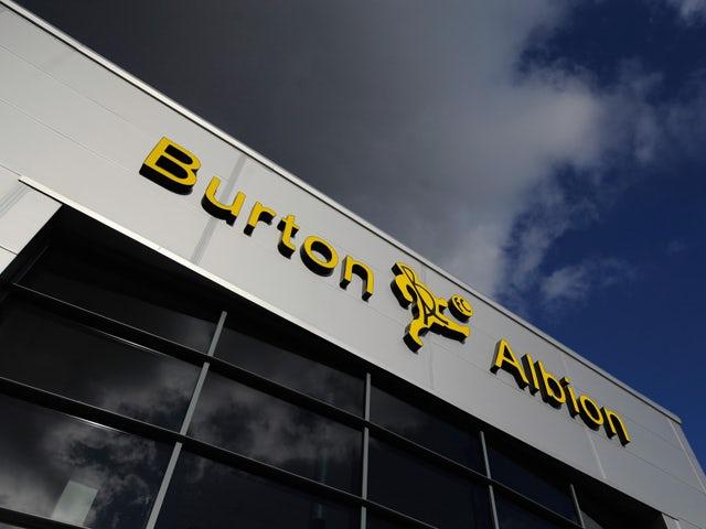 Result: Burton claim first points of season