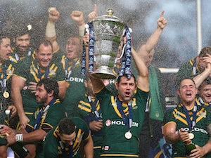 Australia, NZ get 2017 Rugby League WC