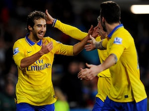 Team News: Wenger makes two Arsenal changes