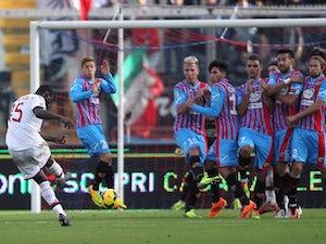 AC Milan take all three points