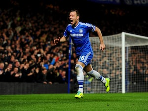 Terry hails Chelsea