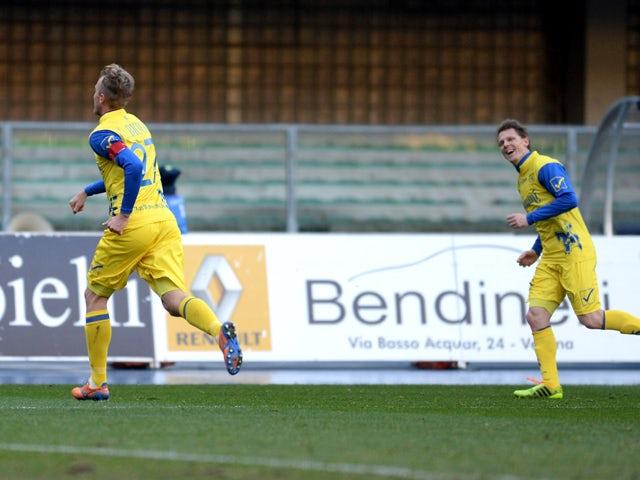 Result: AC Chievo Verona cruise past Livorno - Sports Mole