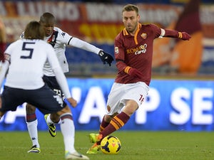 De Rossi: 'We can catch Juve'