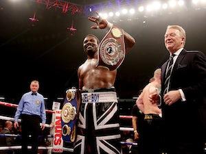 Chisora records easy win against Johnson