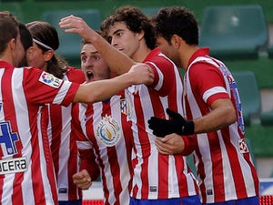Atletico targeting treble