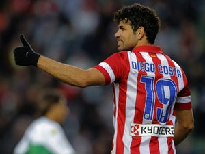 Chelsea strike verbal agreement with Atletico for Costa?