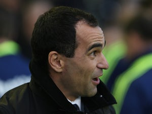 Roberto Martinez upbeat despite loss