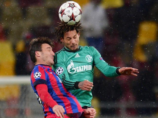 Result: Schalke held to goalless draw