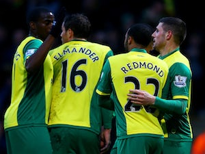 Team News: Norwich name unchanged side