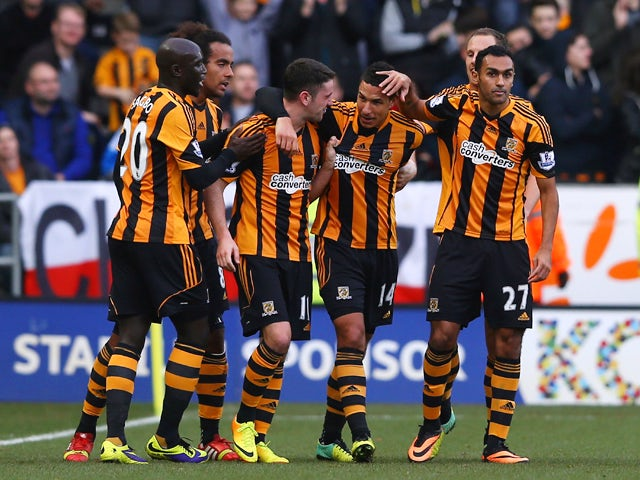 Result: Hull overcome Liverpool