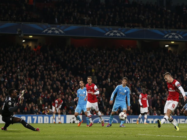 Result: Wilshere double enough for Arsenal