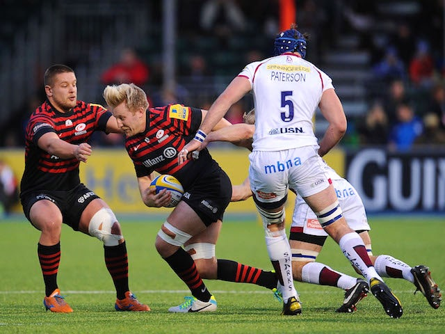 Result: Saracens fight back to beat Sale