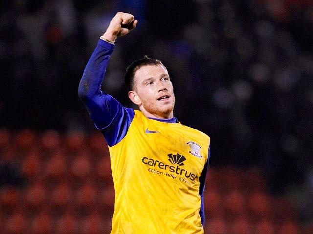 Result: Preston earn away win