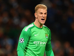 Hart 'in line for recall against Arsenal'