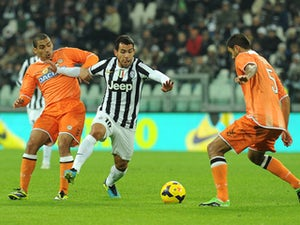 Live Commentary: Juventus 1-0 Udinese - as it happened