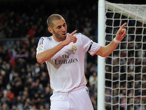Team News: Six changes for Madrid