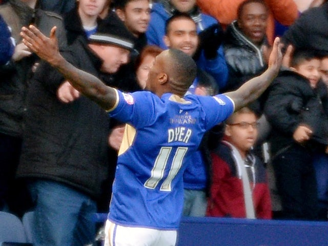 Result: Leicester sweep aside Millwall