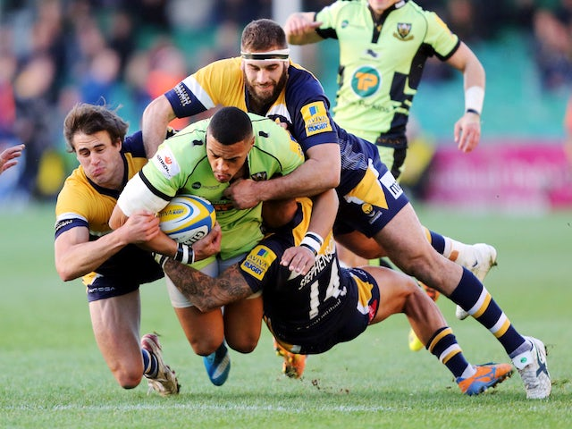 Result: Northampton add to Worcester's woes