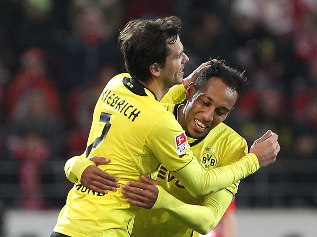 Result: Dortmund ease past Saarbrucken
