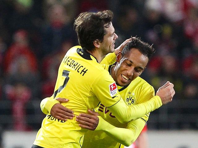 Result: Dortmund ease past Saarbrucken