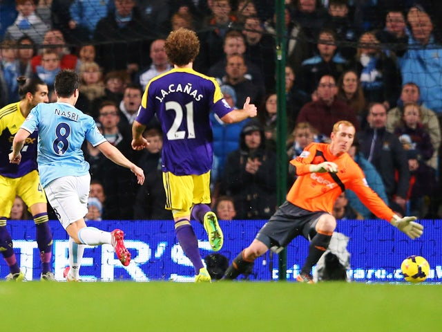 Result: City cruise past Swansea