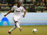 Nigel Reo-Coker in action for the Vancouver Whitecaps on March 02, 2013.